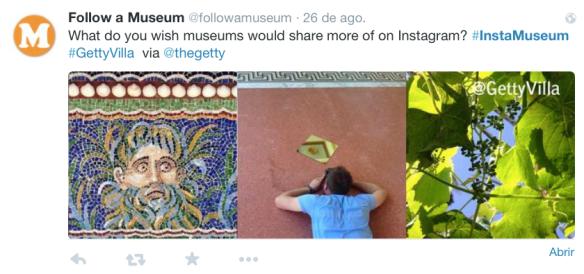 Instamuseum Instagram Museos
