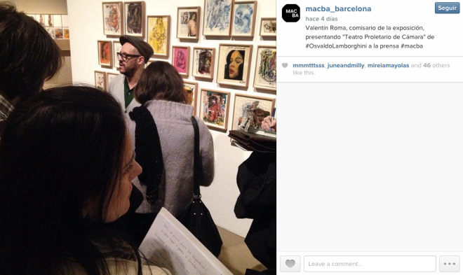 museo arte contemporaneo barcelona MACBA Instagram