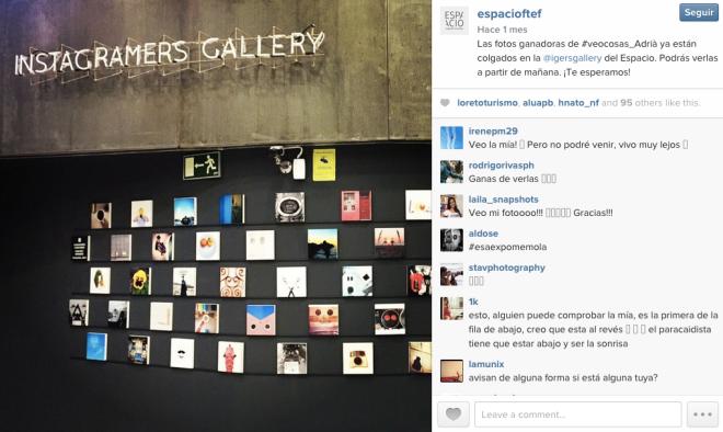 espacio fundacion telefonica instagramers instagram