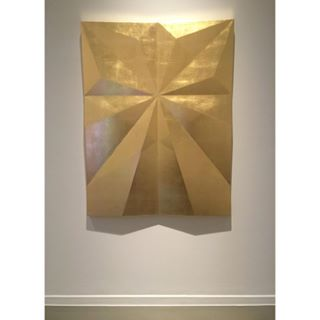 "Gonzalo Lebrija, ""Golden Unfolded"", 2015."